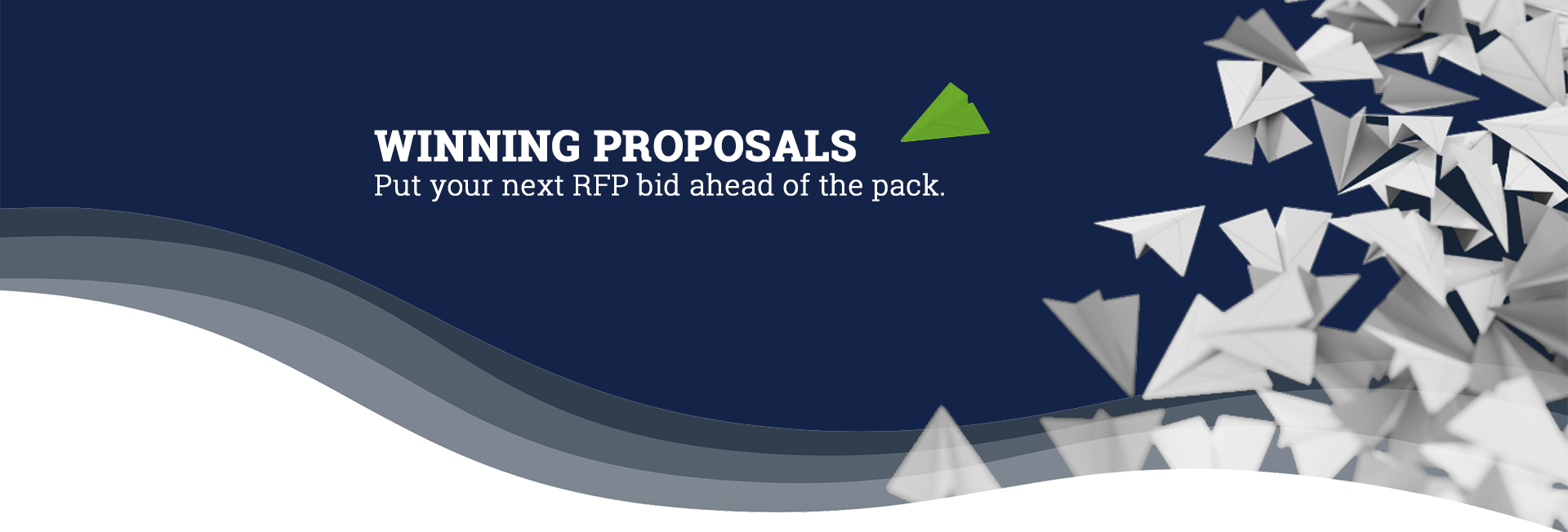 The Proposal Method - Winning Proposals - Put Your Next RFP Bid Ahead of the Pack.
